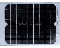 Сонячна панель / батарея Solar board 10W 18V 33.5х18.5 мм SLP-10W, зарядний пристрій від сонця