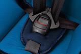 Автокрісло Bair Alpha 1/2/3 (9-36 кг) DA1929 темно-синій, темно-бірюзовий, фото 10