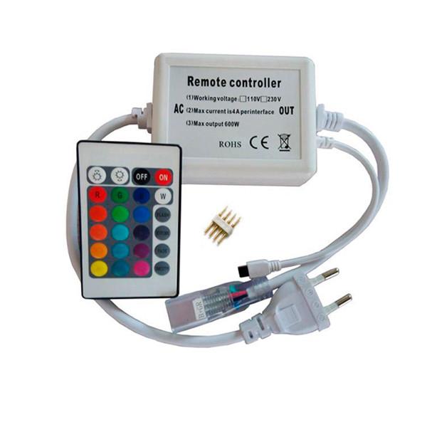 Контроллер BIOM 600W 3.4A IR кнопочный 220В RGB