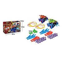 Додатковий подвійний комплект до Trix Trux модель 903 пластик, від 3 років, від батарейок, Трек, Подарунки дітям, Дитячі іграшки