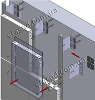 Подсистема фасадная (навесные вентилируемые фасады)