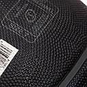 Мяч баскетбольный резиновый №7 SPALDING 83306Z EXTREME SGT 8-PANEL (резина, бутил, черный), фото 3