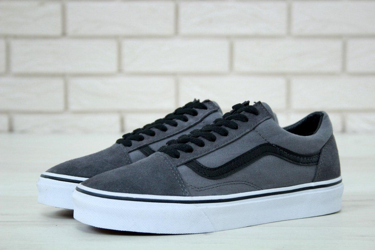 Мужские кеды Vans Old Skool, мужские кеды ванс олд скул, чоловічі кеди Vans Old Skool, кеди ванс олд скул