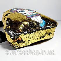 Рюкзак детский Кукла LOL опт, фото 3