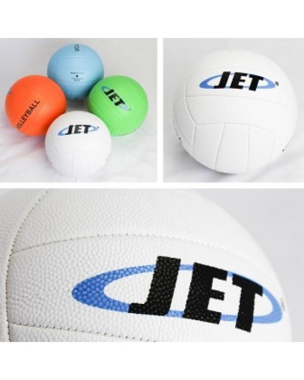 Мяч волейбол BT-VB-0052 PVC 250г 3слоя 4цв.ш.к./80/