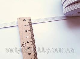 Гумка білизняна біла 1см -9мм см.Туреччина ціна за 1 метр