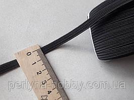 Гумка білизняна чорна 1см -9мм см.Туреччина ціна за 1 метр