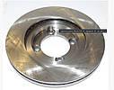 Тормозной диск передний Mazda 626 GD 4 шпильки 242мм, фото 3