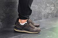 Мужские кроссовки Найк, Nike,коричневые