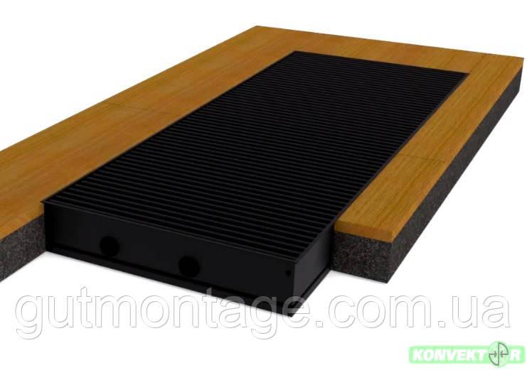 Декор радиаторв пол КПТ 390.1750.80/125. Для большого панорамного остекления. Дизайн радиатор. Гарантия 5лет