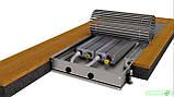 Декор радиаторв пол КПТ 390.1750.80/125. Для большого панорамного остекления. Дизайн радиатор. Гарантия 5лет, фото 2