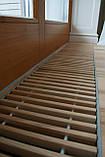 Декор радиаторв пол КПТ 390.1750.80/125. Для большого панорамного остекления. Дизайн радиатор. Гарантия 5лет, фото 7