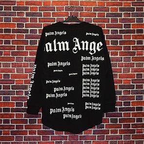 Лонгслив Palm Angels Black