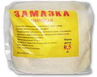 Замазка оконная Харьков 0,5 кг, замазка для окон пластичная, влагостойкая