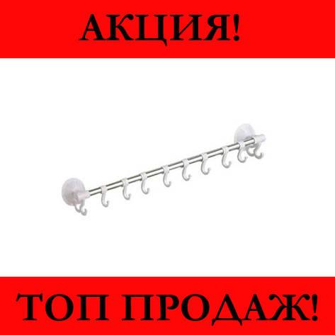 Подвесная вешалка для полотенец Hanging Rod Hook Towel SQ1918- Новинка, фото 2