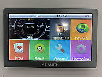 GPS навигатор Azimuth B75