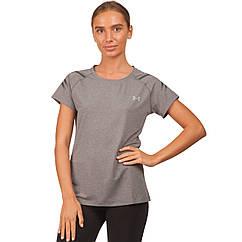Компрессионная женская футболка с коротким рукавом UAR A-11 размер S-XL-42-50 цвета в ассортименте