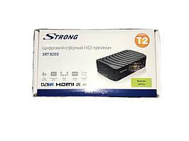 Цифровой ресивер Strong SRT 8203 DVB-T2 IPTV