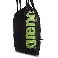 Рюкзак-мешок ARENA AR-1E045-53 FAST MESH (полиэстер, р-р 45х65см, черный)