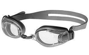 Очки для плавания ARENA ZOOM X-FIT AR-92404 (поликарбонат, термопластичная резина, силикон, цвета в ассортименте)