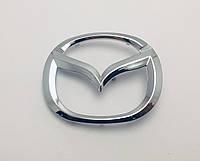 Эмблема руля Mazda 67х53мм, фото 1