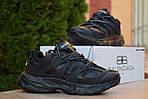 Женские кроссовки Balenciaga Track (черные) 2889, фото 7