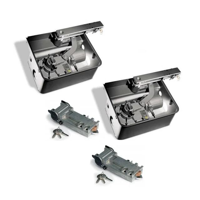 Привод подземного монтажа CAME FROG-A230V +Корпус CAME FROG-CFNдля приводов FROG + Розблокировка привода― 2 шт.