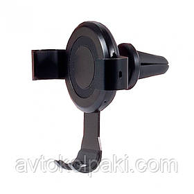Автодержатель для телефона ширина 68-90 мм гравитационный захват на дефлектор Белавто