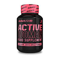 Витамины Active Women 60 таблеток