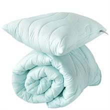 Набір ковдра+подушка полуторний Tropical м'ята