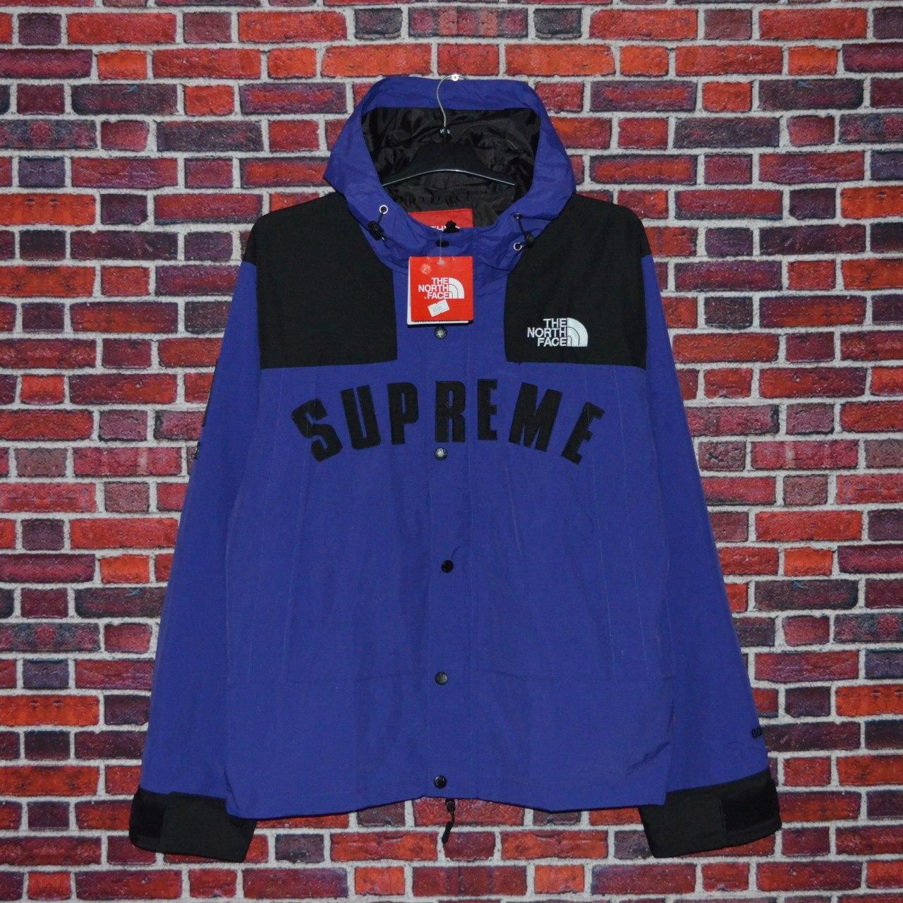 Куртка Supreme x The North Face Gore Tex Purple