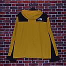Куртка Supreme x The North Face Gore Tex Yellow, фото 2