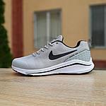 Мужские кроссовки Nike Zoom Racer (серые) 10043, фото 3