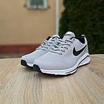 Мужские кроссовки Nike Zoom Racer (серые) 10043, фото 7