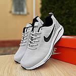 Мужские кроссовки Nike Zoom Racer (серые) 10043, фото 6