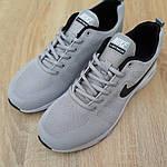 Мужские кроссовки Nike Zoom Racer (серые) 10043, фото 9