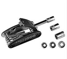Набор инструментов для ремонта велосипеда 16 в 1, фото 3