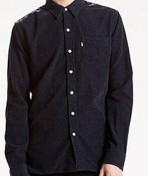 Вельветовая рубашка Levis - Nightwatch Blue Corduroy