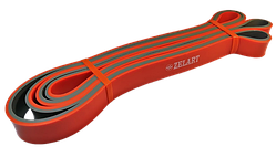 Эспандер-петли для подтягивания ZELART POWER BANDS 2080x21x4,5 мм жесткость XS нагрузка 12-19 кг (FI-0911-4)