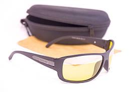 Очки для водителей с футляром ( матовая оправа) F0874-4