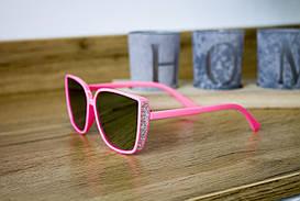 Дитячі окуляри рожеві 0466-1