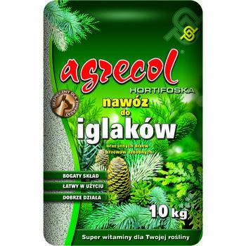 Удобрение для хвои Хортифоска Агрекол/ Agrecol 10 кг — обеспечивает правильный рост, интенсивное развитие, фото 2