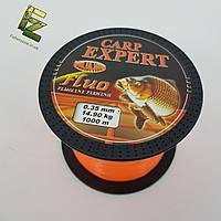 Леска Carp Expert Fluo Orang 0.35mm 1000м 14.9кг