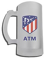Бокал для пива ФК Атлетико
