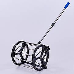 Машинка для сбора мячиков BT-0463 (металл, р-р 43х43х100см)