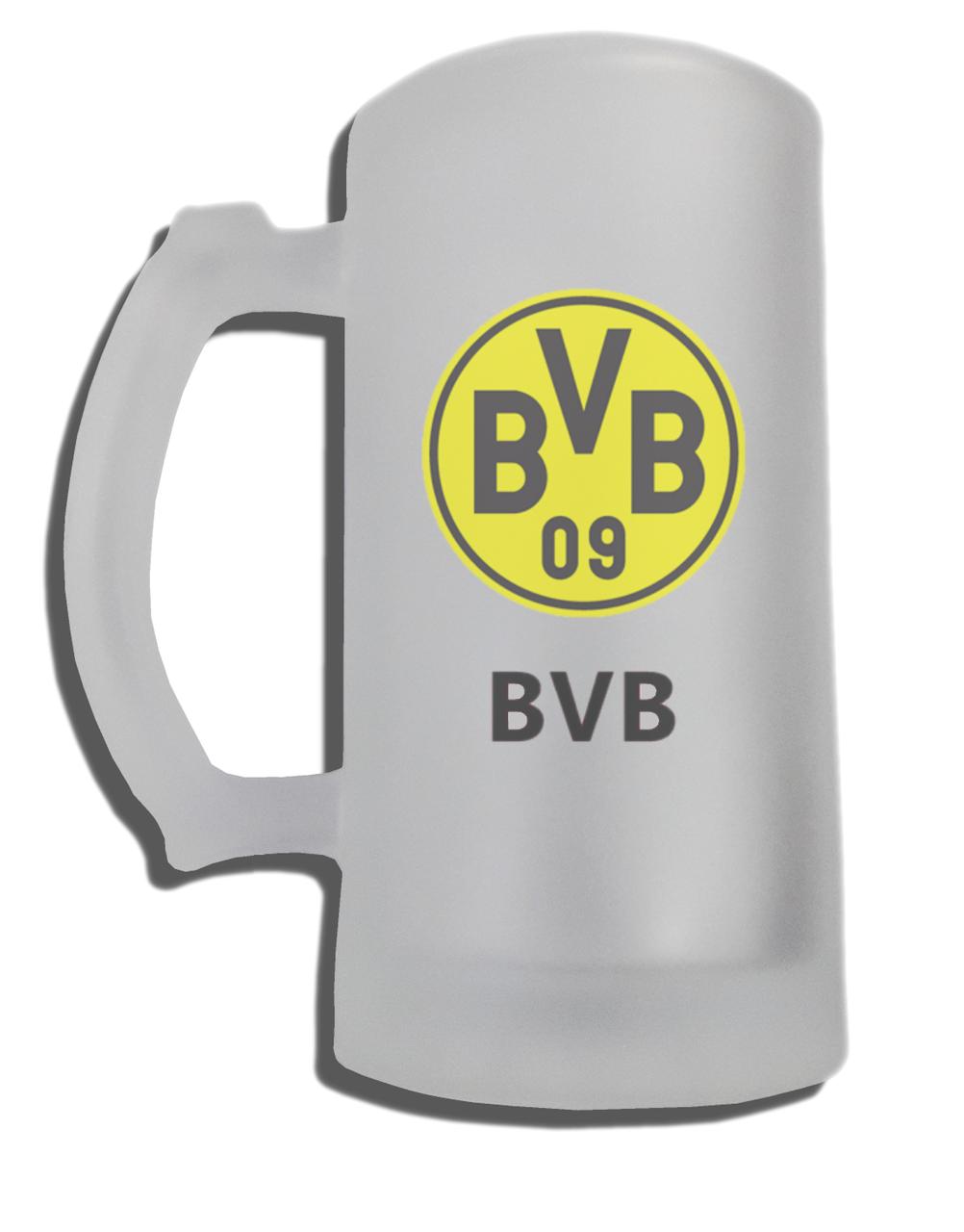 Бокал для пива ФК Боруссия Дортмунд