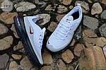 Мужские кроссовки Nike Air Max Axis (бело-черные) 338TP, фото 5