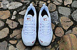 Мужские кроссовки Nike Air Max Axis (бело-черные) 338TP, фото 6