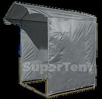 Торговая палатка 1,5х1,5 из полипропилена