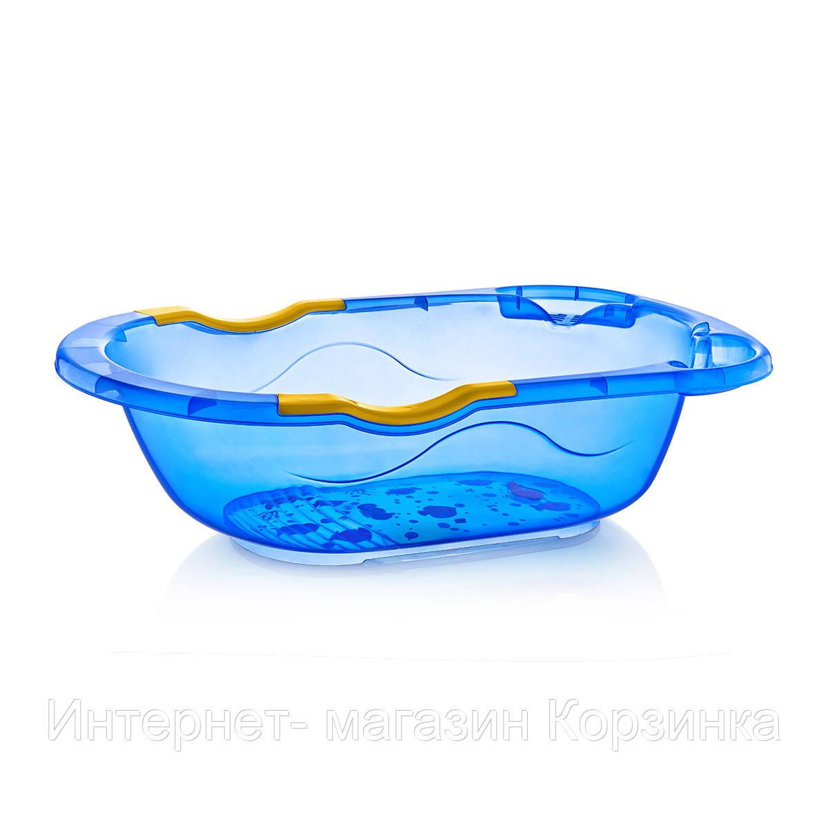 CM-216 Прозрачная детская ванночка Afacan